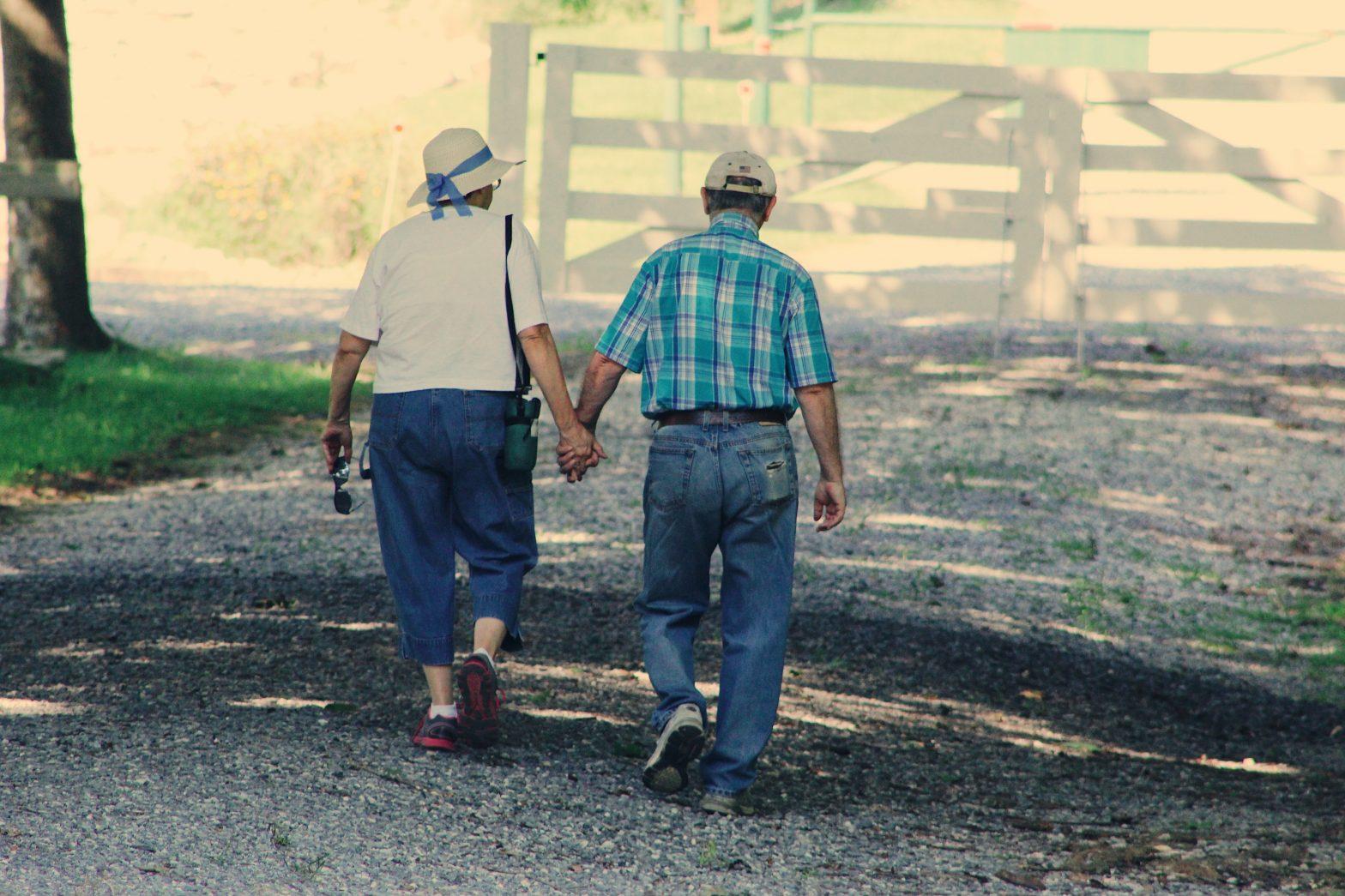 caring for elderly